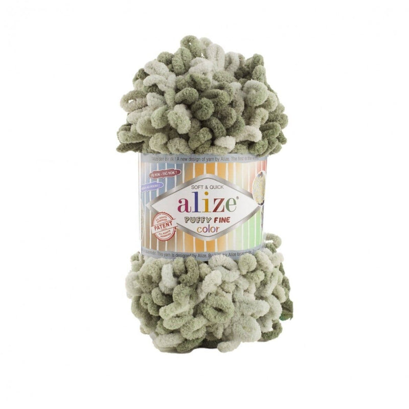 Alize Puffy Fine Color Alize Puffy Fine Color / 6065