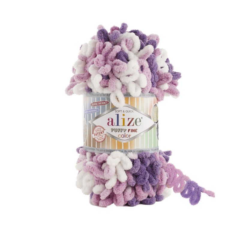 Alize Puffy Fine Color Alize Puffy Fine Color / 6067