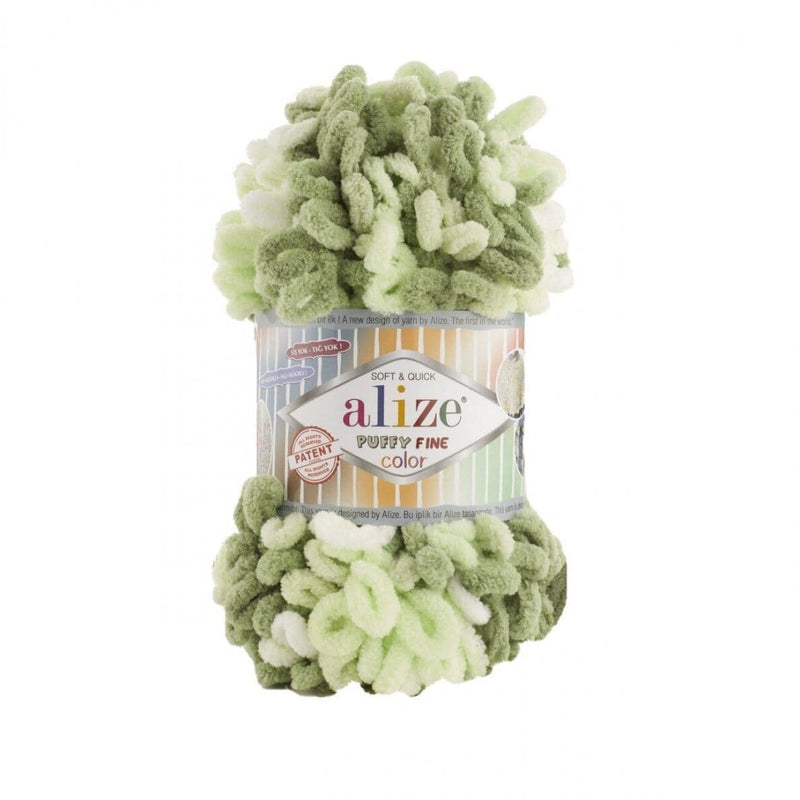 Alize Puffy Fine Color Alize Puffy Fine Color / 6068