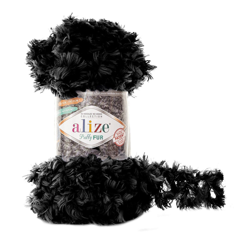 Alize Puffy Fur Alize Puffy Fur / 6101