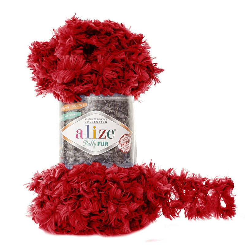 Alize Puffy Fur Alize Puffy Fur / 6109