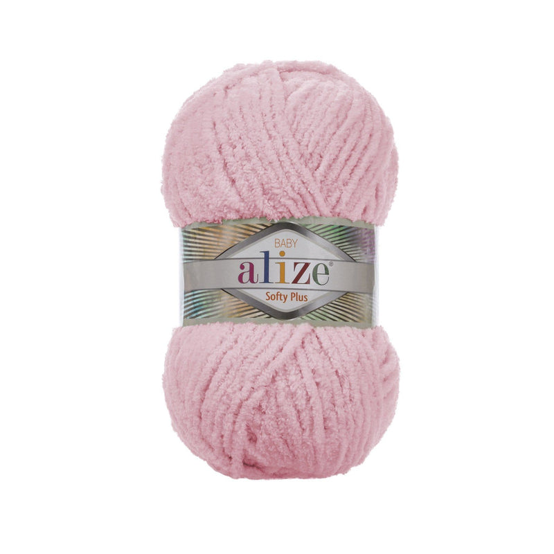 Alize Softy Plus Alize Softy / Baby Pink (31)