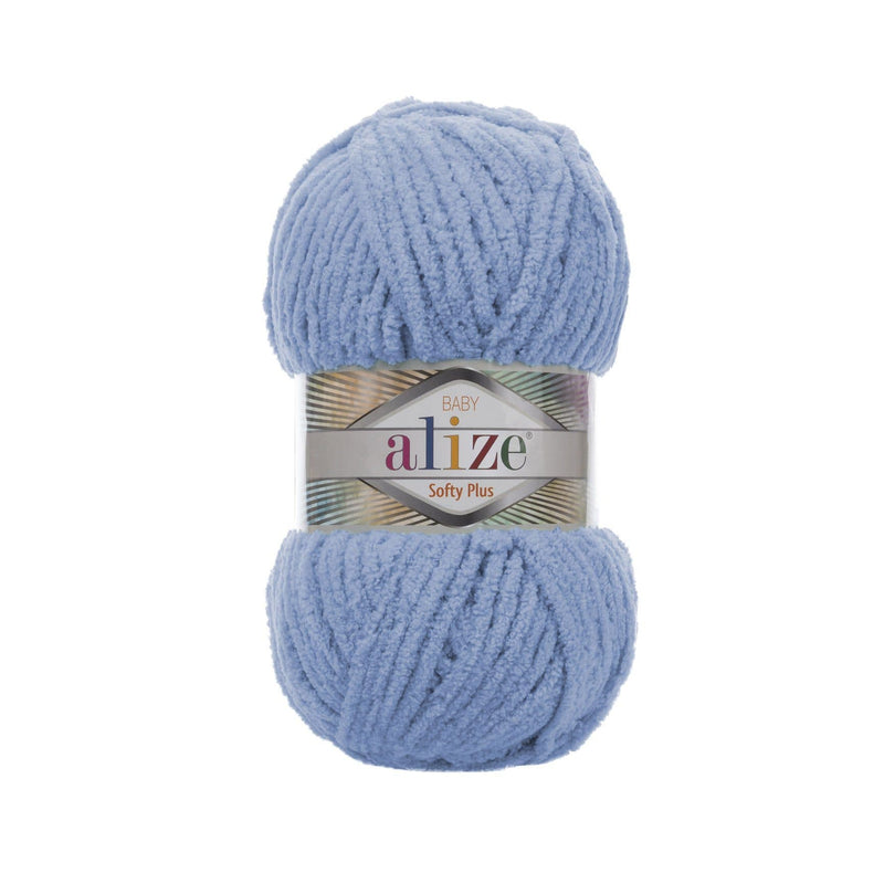 Alize Softy Plus Alize Softy / Blau (112)