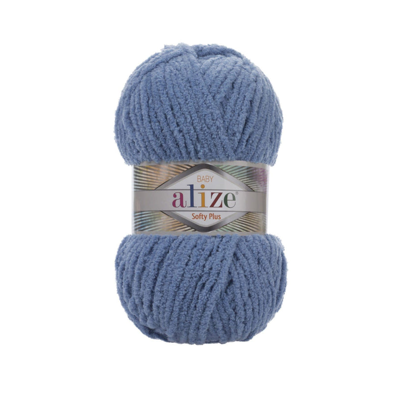 Alize Softy Plus Alize Softy / Denim (374)