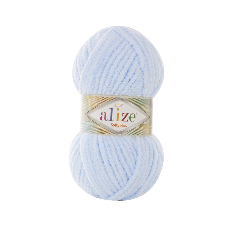 Alize Softy Plus Alize Softy / Hellblau (183)