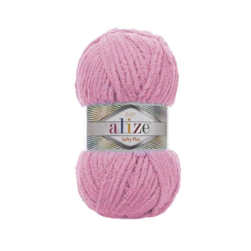 Alize Softy Plus Alize Softy / Pink (185)