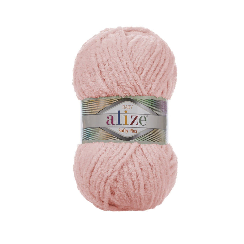 Alize Softy Plus Alize Softy / Puderrosa (340)