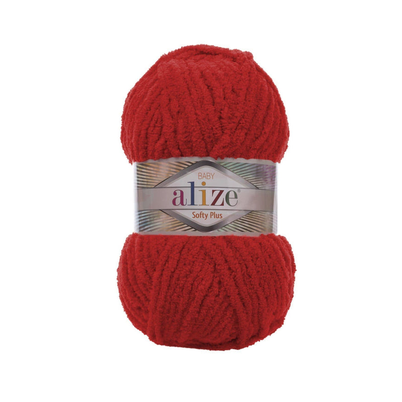 Alize Softy Plus Alize Softy / Rot (56)