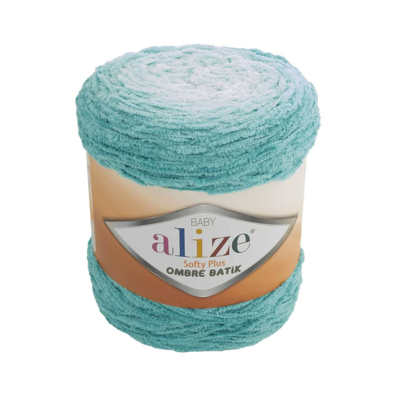 Alize Softy Plus Ombre Batik Alize Softy Ombre / 7286