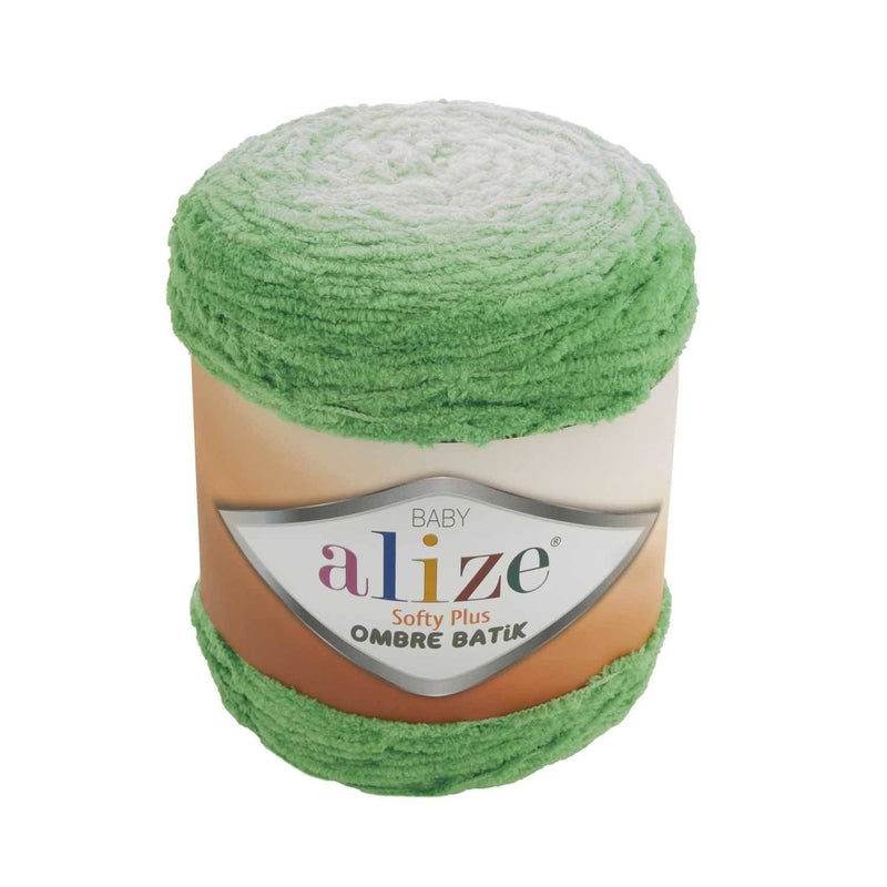 Alize Softy Plus Ombre Batik Alize Softy Ombre / 7287