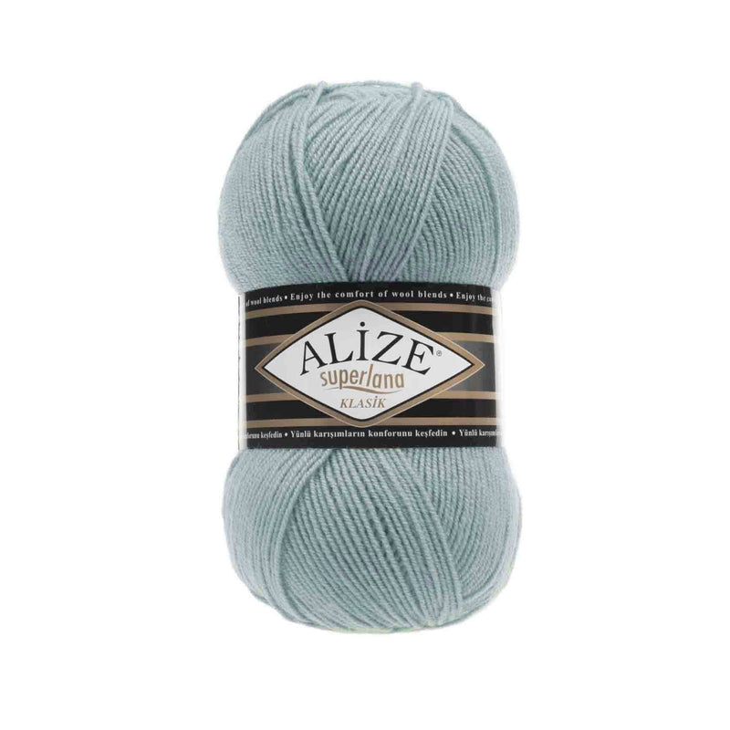 Alize Superlana Klasik Alize Superlana / Light Aqua (463)