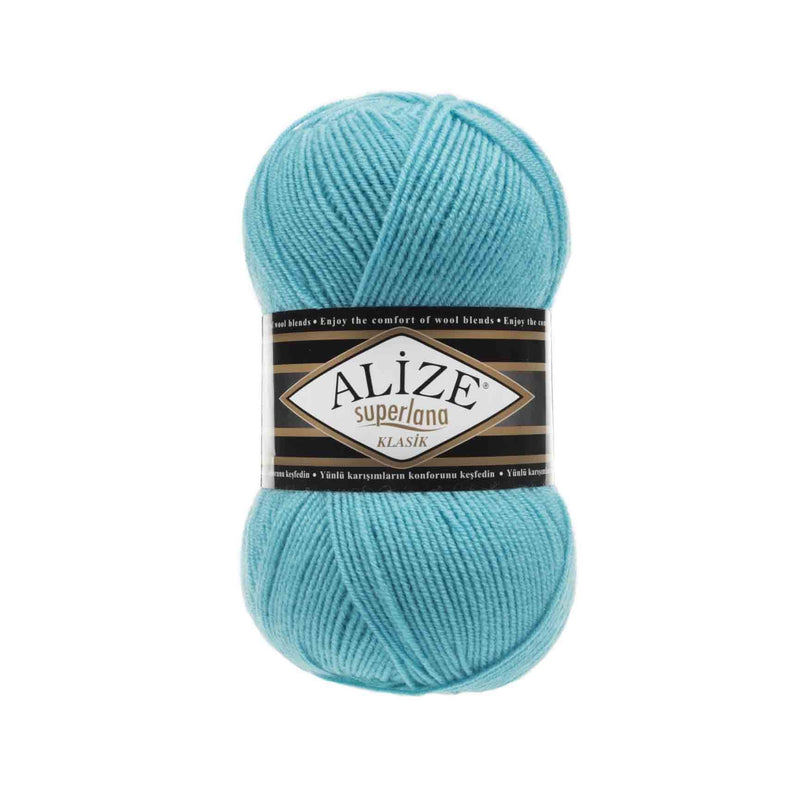 Alize Superlana Klasik Alize Superlana / Turquoise (467)