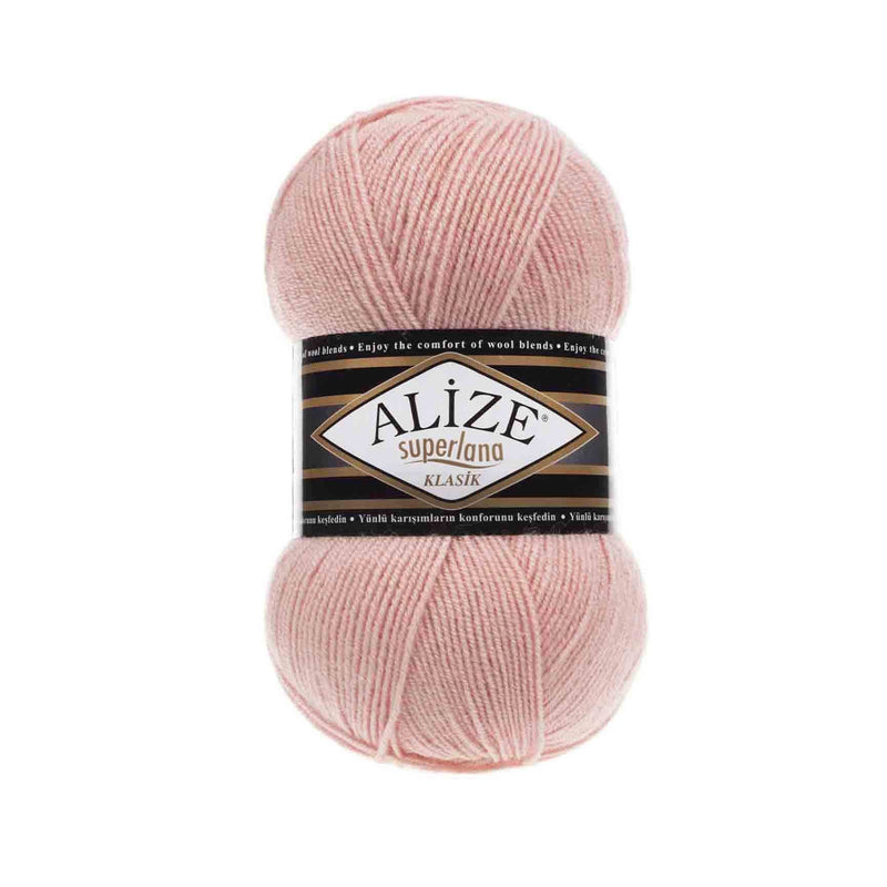 Alize Superlana Klasik Alize Superlana / Wedding Pink (363)
