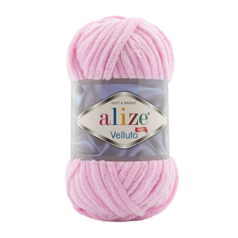 Alize Velluto Alize Velluto / Baby Pink (31)