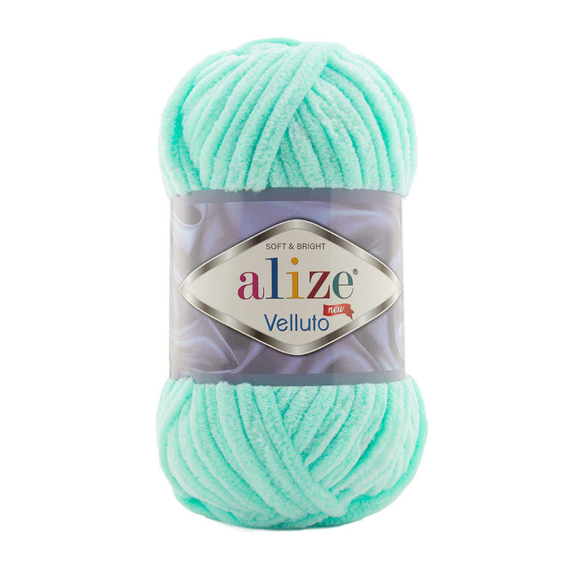 Alize Velluto Alize Velluto / Light Turquoise (19)