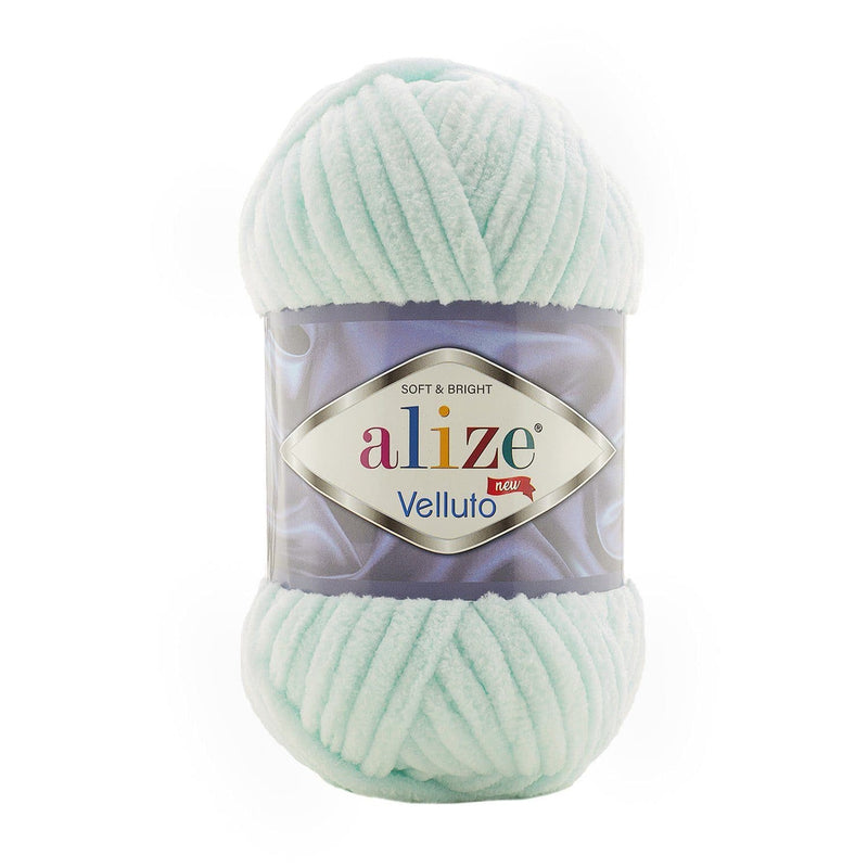 Alize Velluto Alize Velluto / Water Green (15)