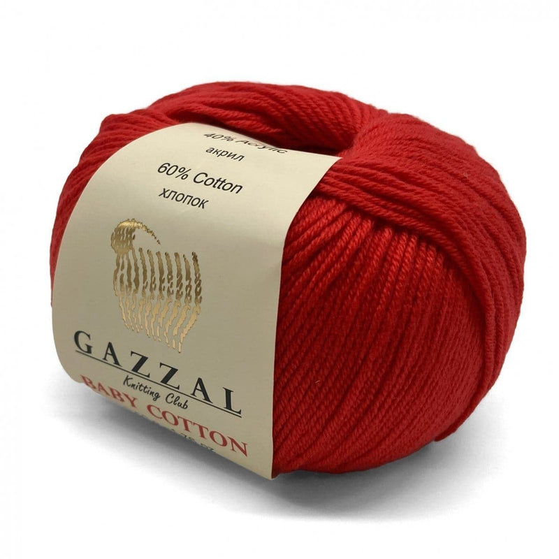 Gazzal Baby Cotton Gazzal Baby Cotton / 3443