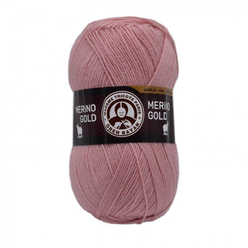 Madame Tricote Paris Merino Gold Madame Tricote Paris Merino Gold / 001