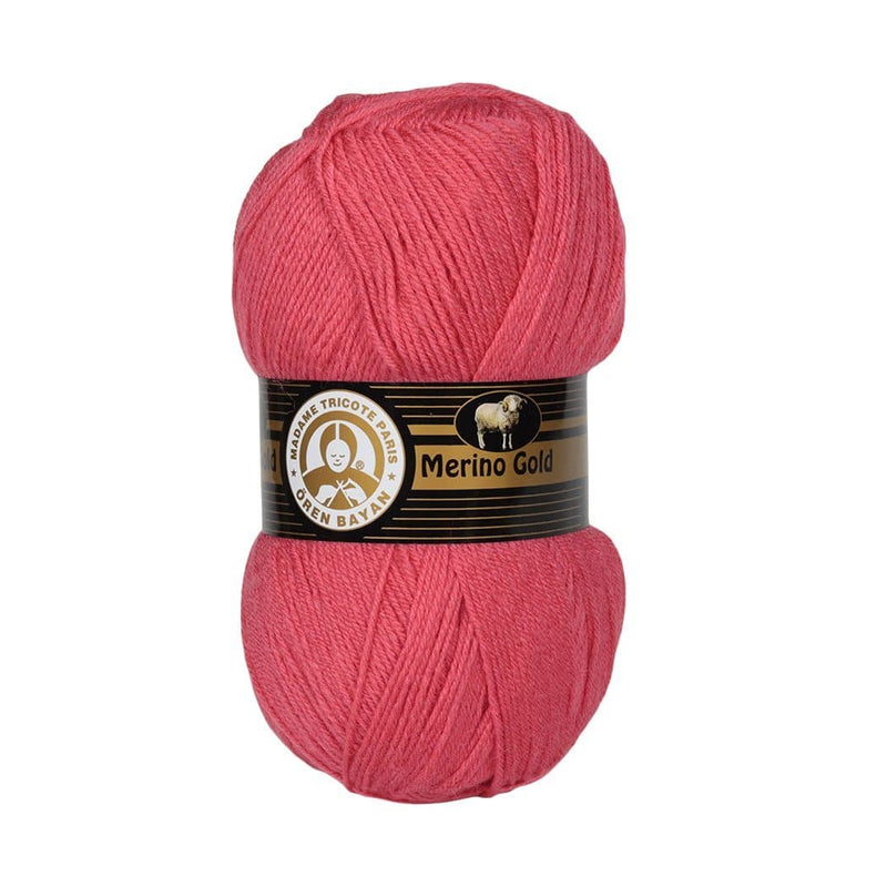 Madame Tricote Paris Merino Gold Madame Tricote Paris Merino Gold / 002