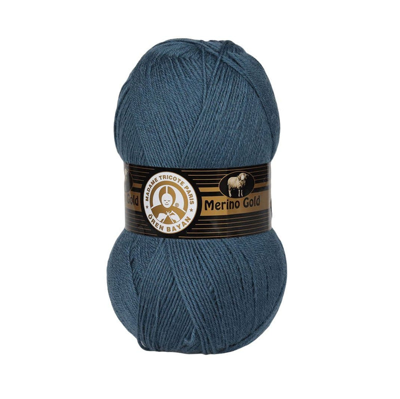 Madame Tricote Paris Merino Gold Madame Tricote Paris Merino Gold / 018