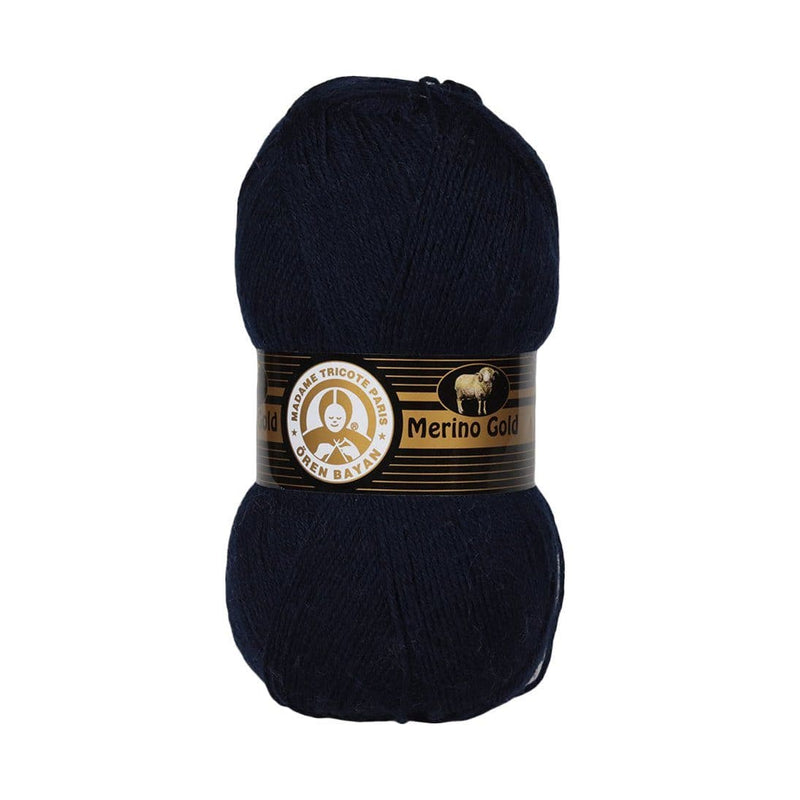 Madame Tricote Paris Merino Gold Madame Tricote Paris Merino Gold / 019