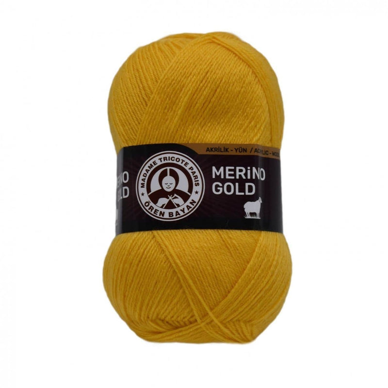 Madame Tricote Paris Merino Gold Madame Tricote Paris Merino Gold / 029
