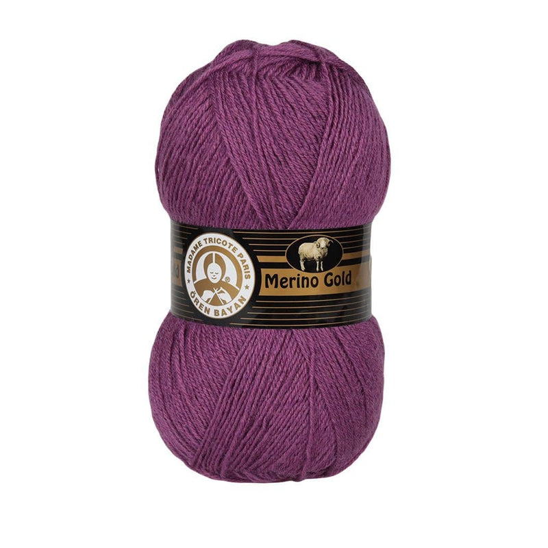 Madame Tricote Paris Merino Gold Madame Tricote Paris Merino Gold / 051