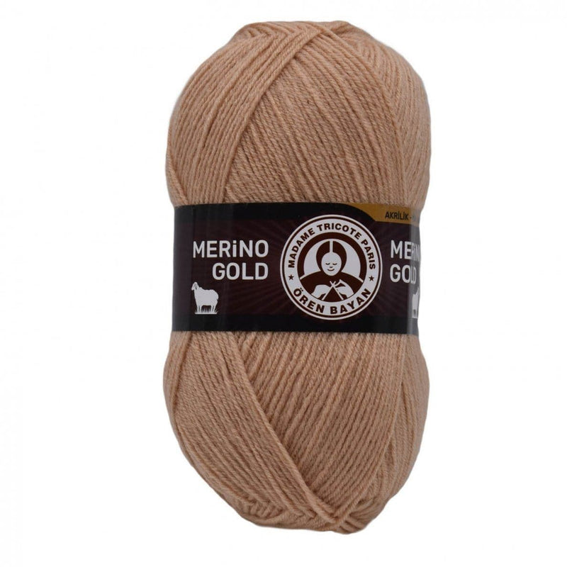 Madame Tricote Paris Merino Gold Madame Tricote Paris Merino Gold / 079