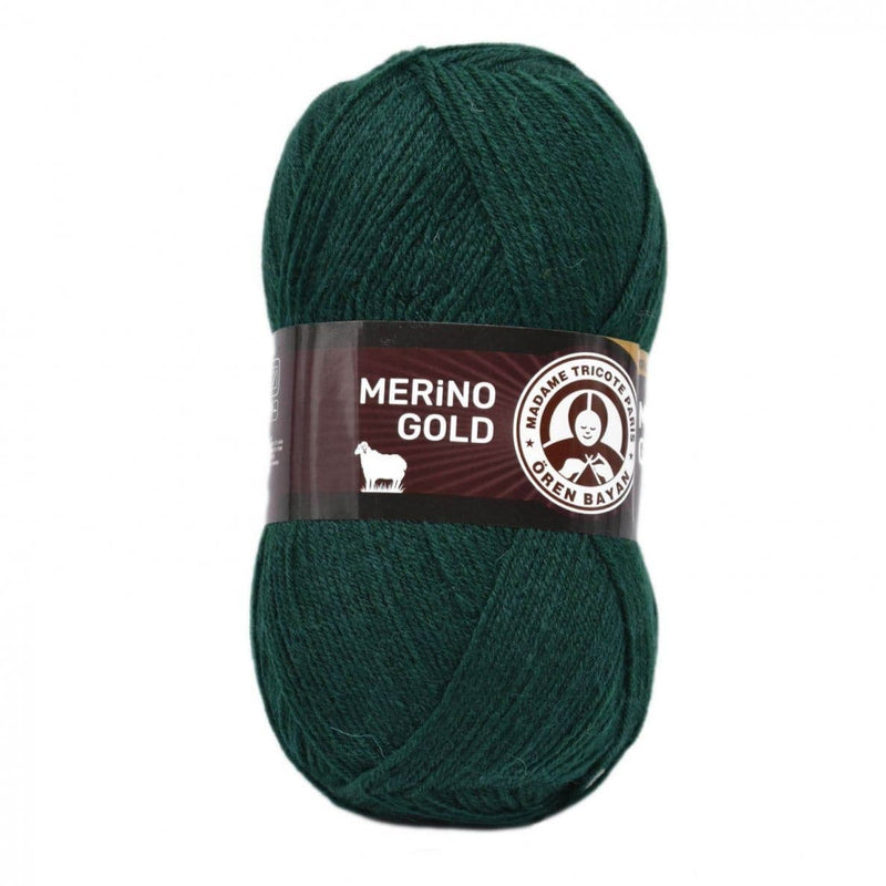 Madame Tricote Paris Merino Gold Madame Tricote Paris Merino Gold / 088