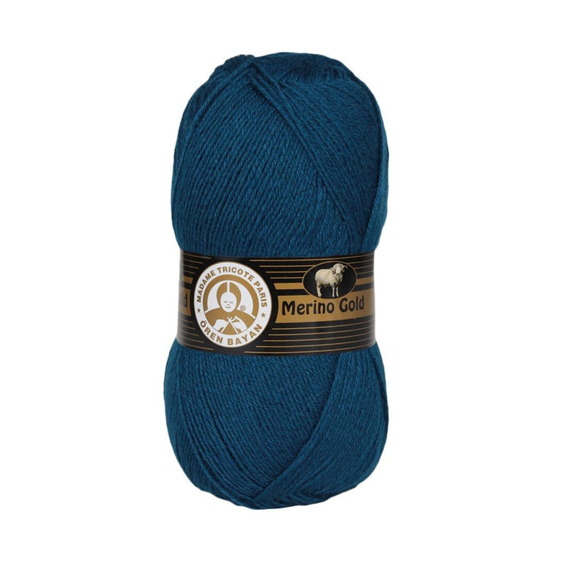 Madame Tricote Paris Merino Gold Madame Tricote Paris Merino Gold / 101