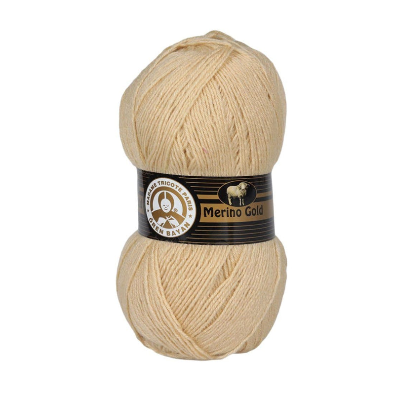 Madame Tricote Paris Merino Gold Madame Tricote Paris Merino Gold / 114