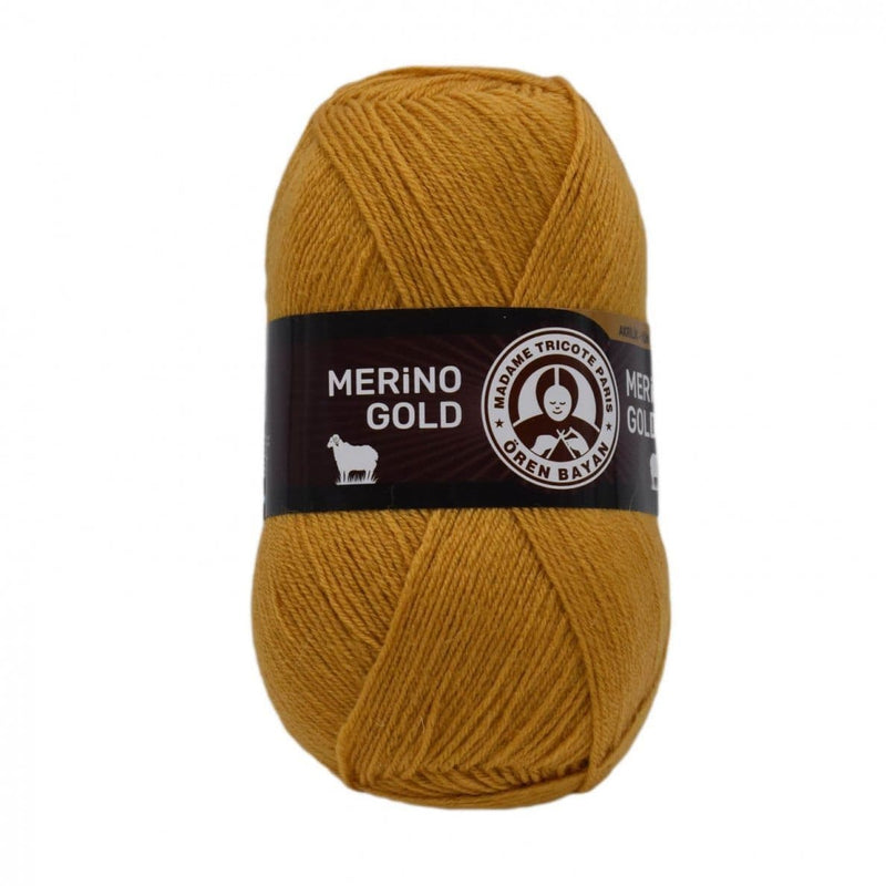 Madame Tricote Paris Merino Gold Madame Tricote Paris Merino Gold / 115