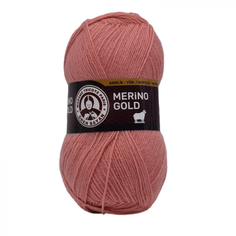 Madame Tricote Paris Merino Gold Madame Tricote Paris Merino Gold / 121