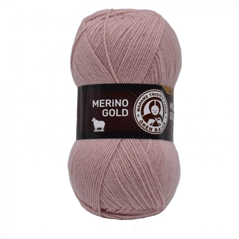 Madame Tricote Paris Merino Gold Madame Tricote Paris Merino Gold / 124