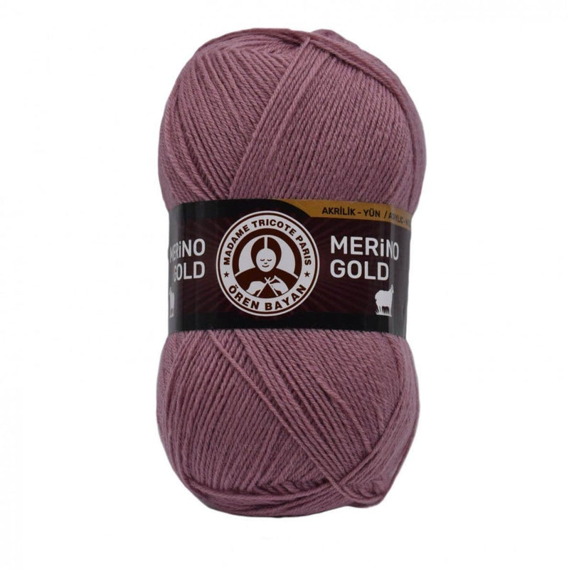 Madame Tricote Paris Merino Gold Madame Tricote Paris Merino Gold / 127