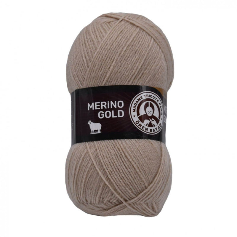 Madame Tricote Paris Merino Gold Madame Tricote Paris Merino Gold / 130
