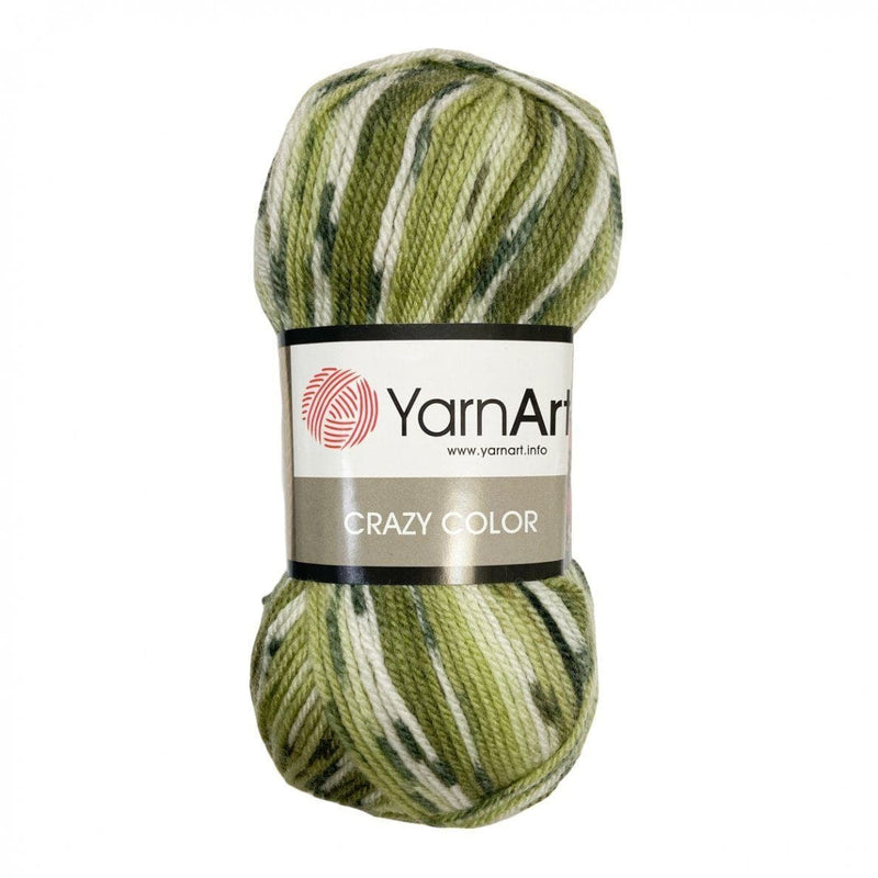 YarnArt Crazy Color YarnArt Crazy Color / 115