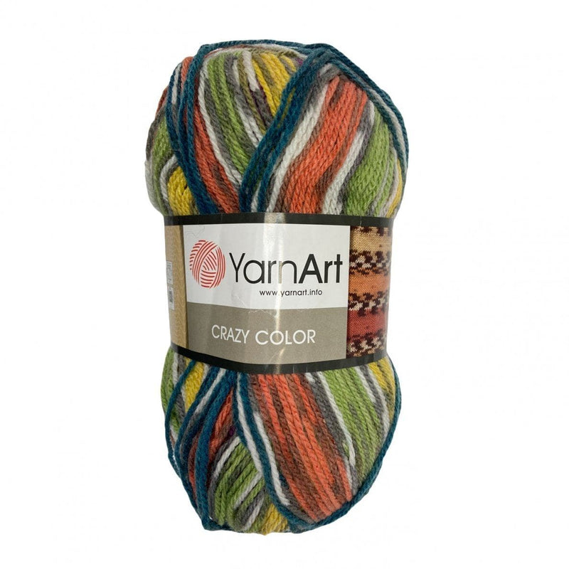 YarnArt Crazy Color YarnArt Crazy Color / 163