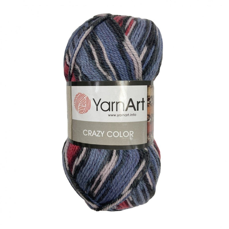 YarnArt Crazy Color YarnArt Crazy Color / 164