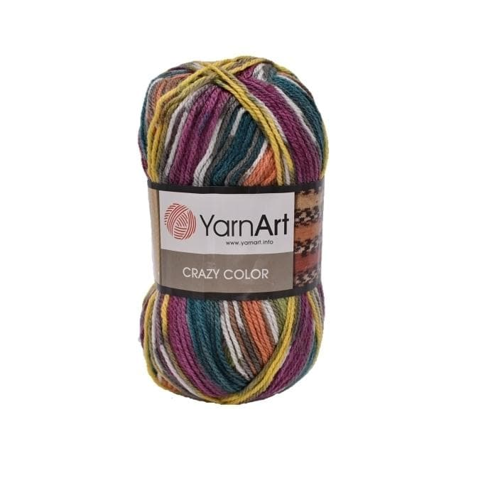 YarnArt Crazy Color YarnArt Crazy Color / 169