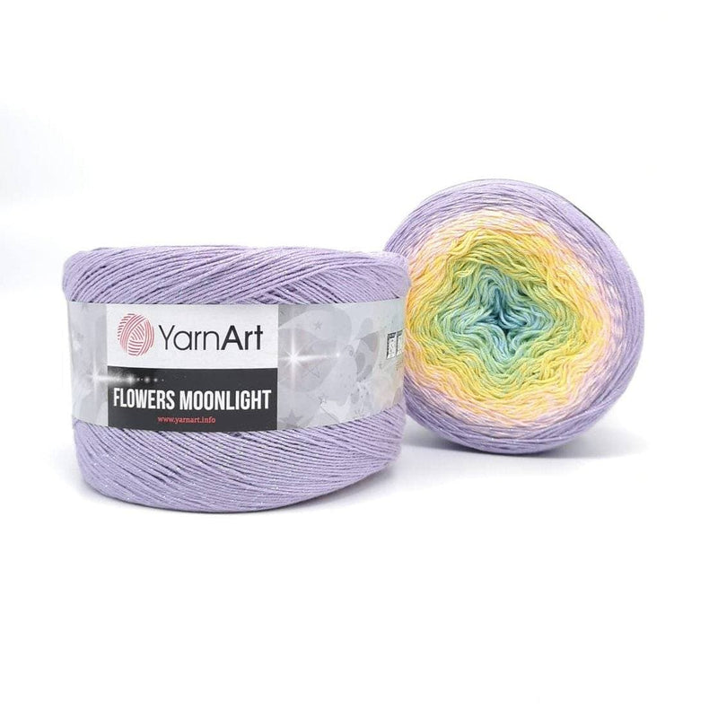 YarnArt Flowers Moonlight YarnArt Moonlight / 3285