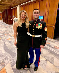 military spouse founder of MicroMahalo