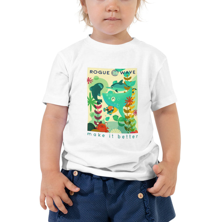 Rogue Wave Toddler Short Sleeve Tee