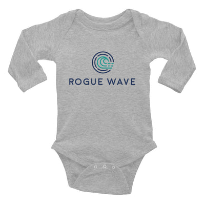 Rogue Wave Infant Long Sleeve Bodysuit