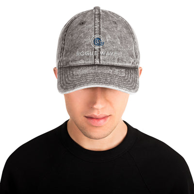 Rogue Wave Vintage Cotton Twill Cap