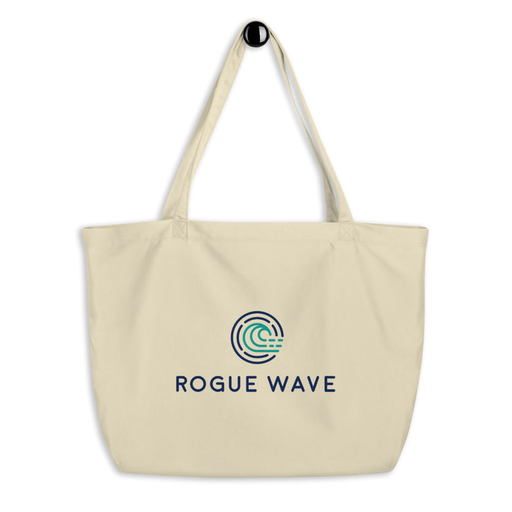 Rogue Wave Large organic tote bag