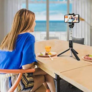 3 in 1 Wireless Bluetooth Selfie Stick