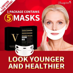 BeautyVee Lifting Mask (5 Masks)