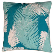 Agreed Cushion Cover 45cm x 45cm with Piping (Poly-Cotton) - Sunburst Outdoor Living
