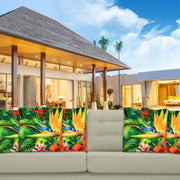 Artistic Outdoor Cover 50cm x 50cm with Piping - Sunburst Outdoor Living